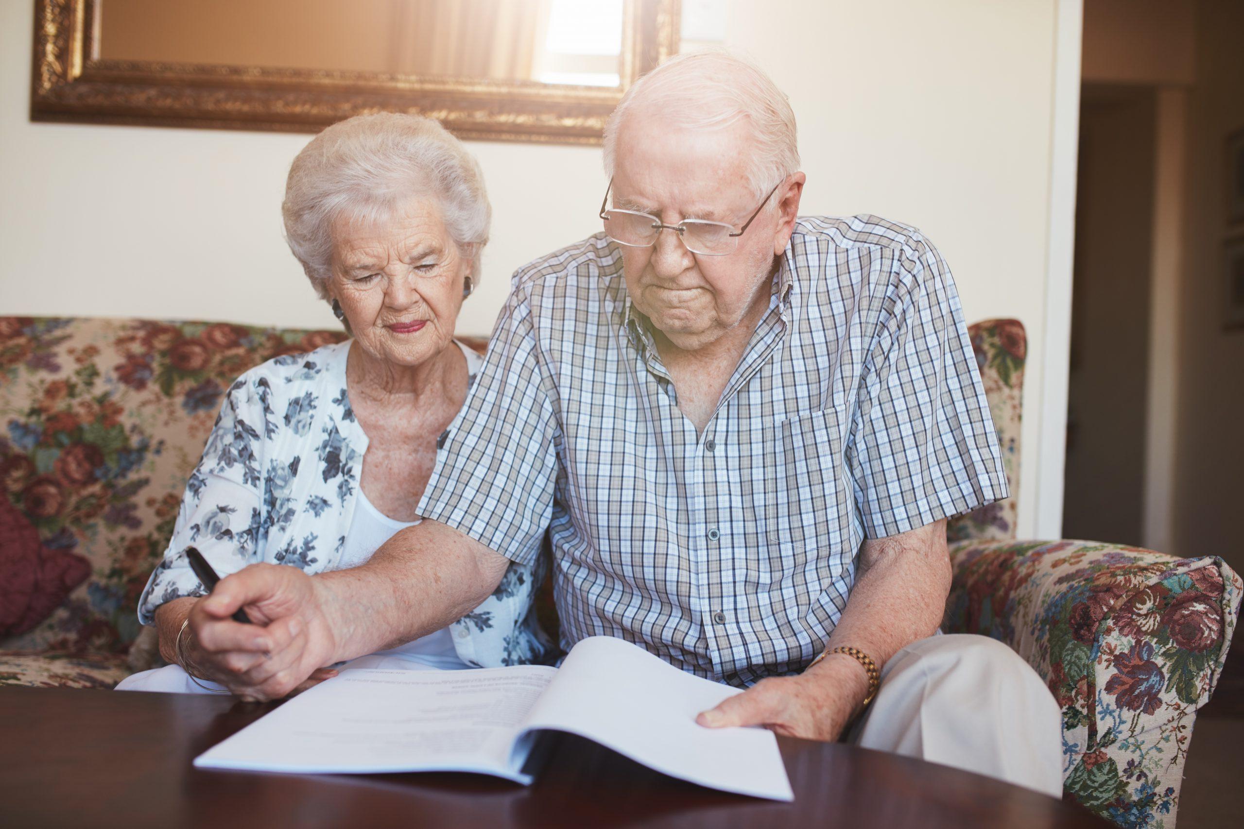 Ako sa žije starým ľuďom vpenziónoch?